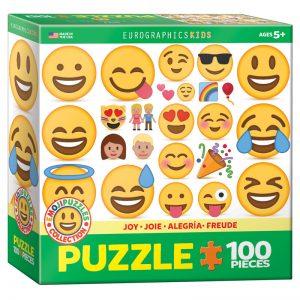 175b – 100pce Puzzle 6100-0866 Emoji Joy