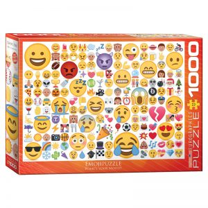 173 – 1000pce Puzzles 6000-0816 Emojipuzzle-Whats-your-Mood