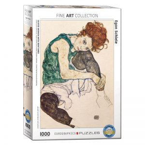 173 – 1000pce Puzzles 6000-4539 The Artist's Wife