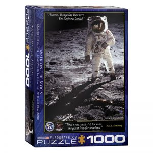 173 – 1000pce Puzzles 6000-4953 Walk On The Moon