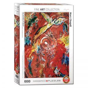 173 – 1000pce Puzzles 6000-5418 Triumph Of Music