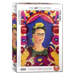 173 – 1000pce Puzzles 6000-5425 Self Portrait The Frame