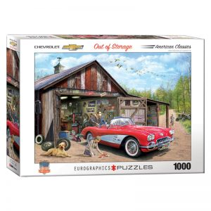173 – 1000pce Puzzles 6000-5447 Out Of Storage
