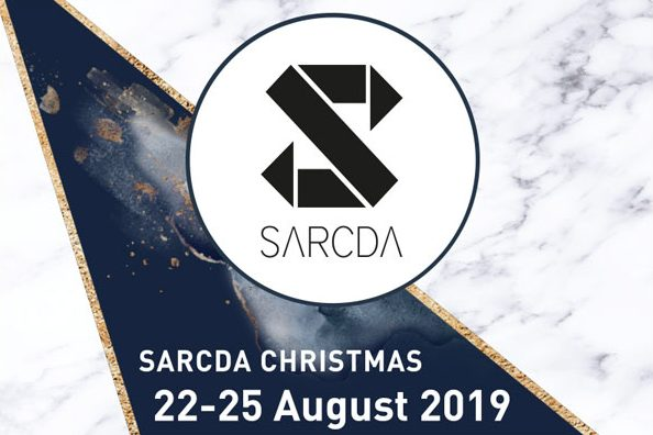 Join Us At SARCDA 2019!