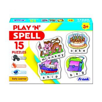 14b –  Play 'n Spell