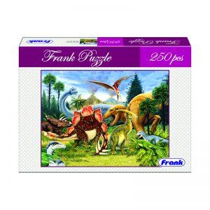 165 – 250pc Frank Puzzle Dinosaur