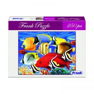 165 – 250pc Frank Puzzle Fish School
