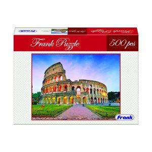 168 – 500pc Frank Puzzle Colosseum
