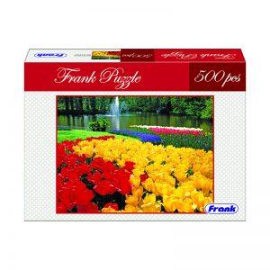 168 – 500pc Frank Puzzle Keukenhof Garden