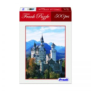 168 – 500pc Frank Puzzle Neuschwanstein Castle
