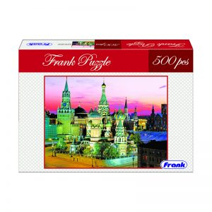 168 – 500pc Frank Puzzle St Basils Cathedral