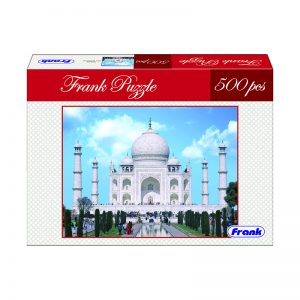 168 – 500pc Frank Puzzle Taj Mahal