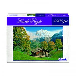 170 – 1000pc Frank Puzzle Bernese Alps