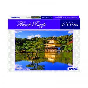 170 – 1000pc Frank Puzzle Kinkaku Ji