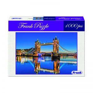 170 – 1000pc Frank Puzzle Tower Bridge