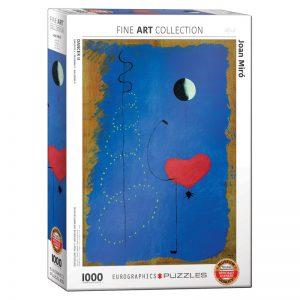 173 – 1000pce Puzzles 6000-0854 Dancer II