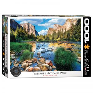 173 – 1000pce Puzzles 6000-0947 Yosemite National Park