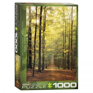 173 – 1000pce Puzzles 6000-3846 Forest Path