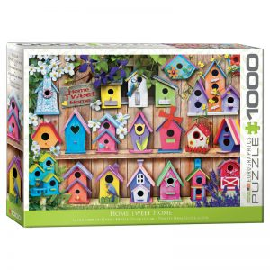 173 – 1000pce Puzzles 6000-5328 Home Tweet Home