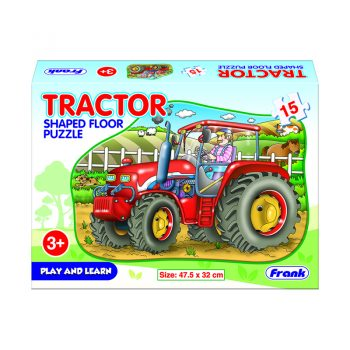 147e – Big 15pc Tractor Floor Puzzle