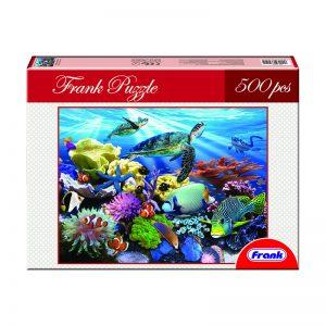 168 – 500pc Frank Puzzle Underwater World