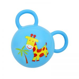488 – Baby Ball With Ears (Blue)