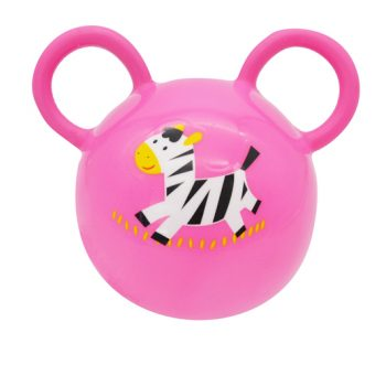 488 – Baby Ball With Ears (Pink)